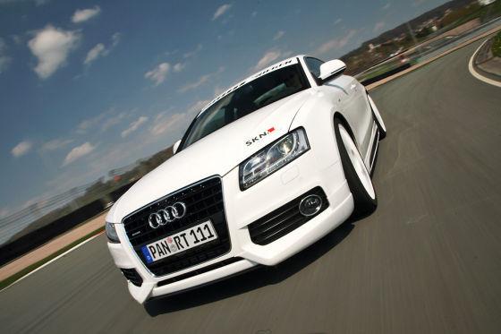 Audi A5 3.0 TDI Rieger Tuning