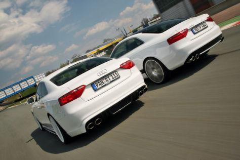 Audi A5 3.0 TDI von Rieger und MTM