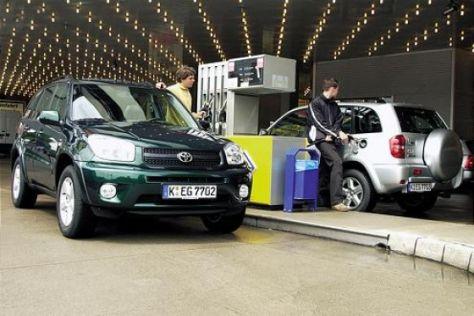 ADAC-Kraftstoffkostenvergleich