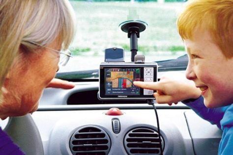 Produkttest Navigationsgeräte