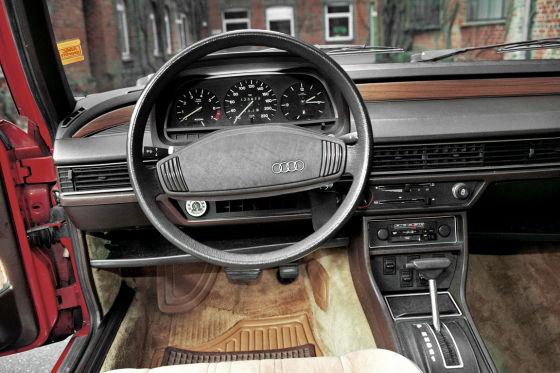 Audi 100 5S CD Avant Armaturentafel