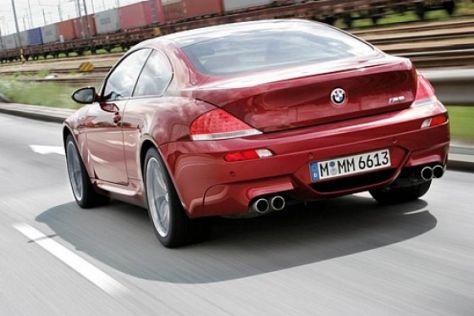 Test BMW M6
