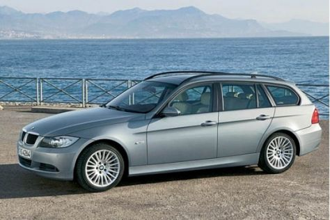 Preise BMW 3er Touring