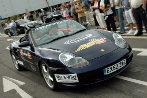 Cannonball Run Europe 2005