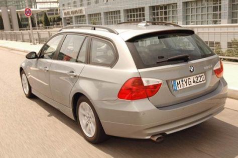 Fahrbericht BMW 320d Touring