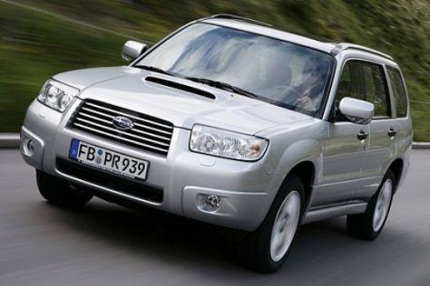 Subaru Forester (2005)