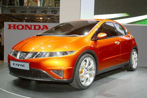 Neues vom Honda Civic