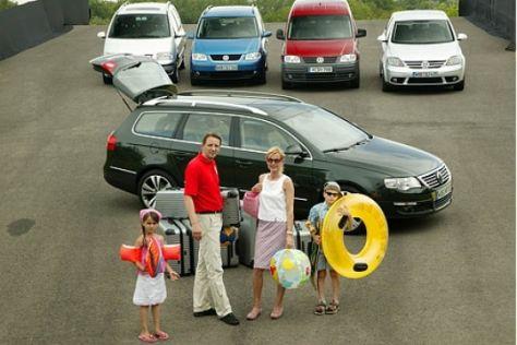 Konzeptvergleich Volkswagen