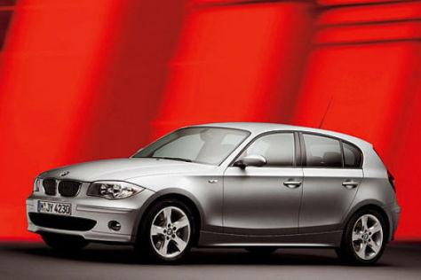 BMW 130i und 540i