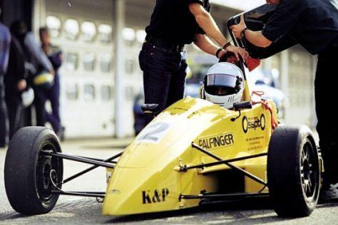 Die Fahrer der Speed Academy