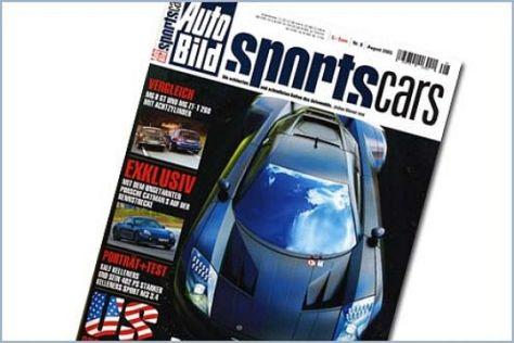 AUTO BILD SPORTSCARS 8/2005