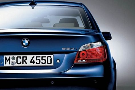 BMW 550i/650i