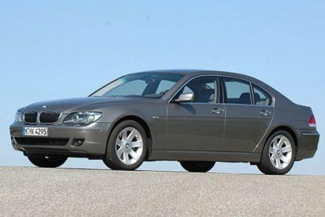 BMW 745d (Modelljahr 2006)