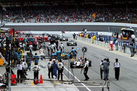 F1-Skandalrennen Indianapolis