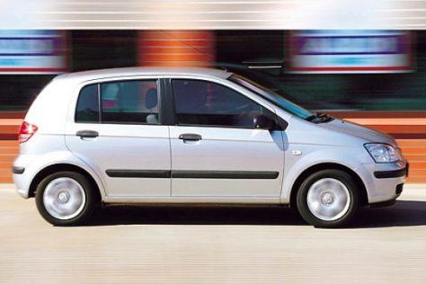 Hyundai Getz (ab 2002)
