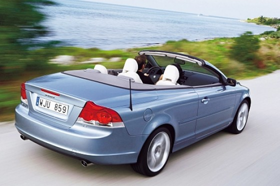 volvo c70 cabrio offen gesagt sch n. Black Bedroom Furniture Sets. Home Design Ideas