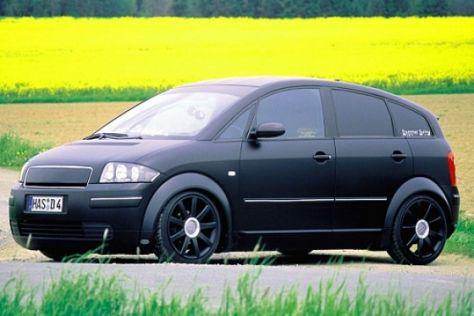 Audi A2 von Daniel Krapf