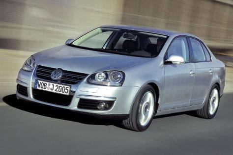 USA sponsert deutsche Diesel: Für den VW Jetta zum Beispiel gibt's 1300 Dollar zurück.