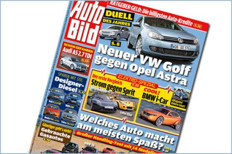 Titel Cover AUTO BILD 34-2008