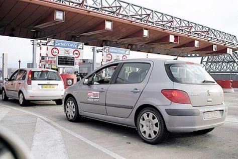Frankreich privatisiert Autobahnen