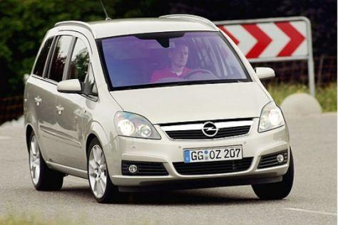 Test Opel Zafira 1.9 CDTI