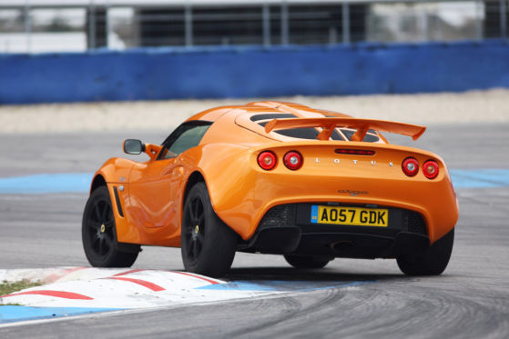 Lotus Exige S Performance