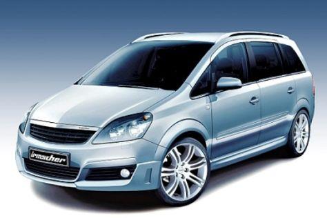 Opel Zafira 1.9 CDTI von Irmscher