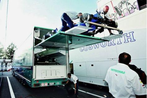 Der große F1-Truck-Report