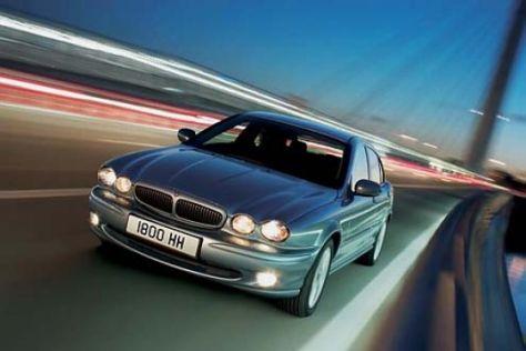Jaguar im Modelljahr 2006