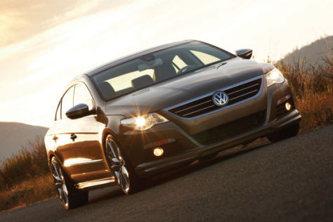 VW Passat CC Gold Coast