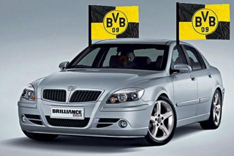 Brilliance trifft Borussia Dortmund
