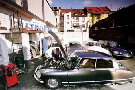 Deutschlands Top 200, Folge 3: Citroën DS