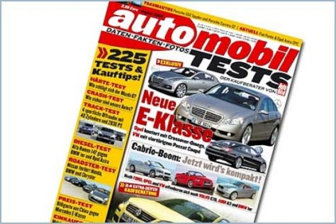 AUTOMOBIL TESTS 8/2005
