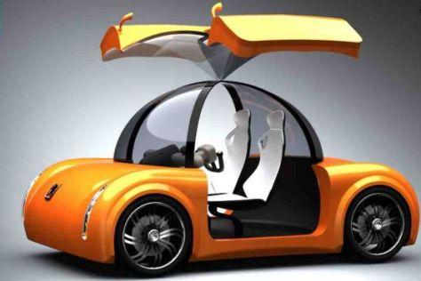 Nachwuchs-Designer aus aller Welt reichen ihre Entwürfe beim Peugeot Design-Wettbewerb ein.