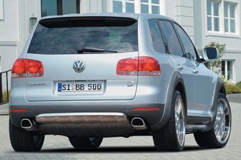 VW Touareg von B&B