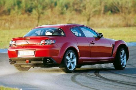 Rückruf Mazda RX-8
