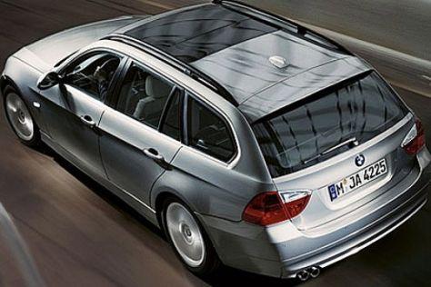 BMW 3er Touring mit Panoramadach