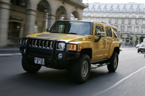 Hummer H3 (2006)