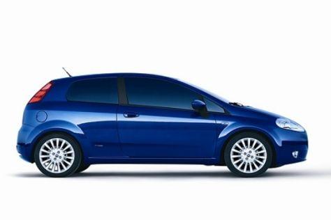 Der neue Fiat Punto