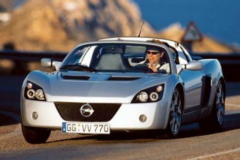Produktionsende Opel Speedster