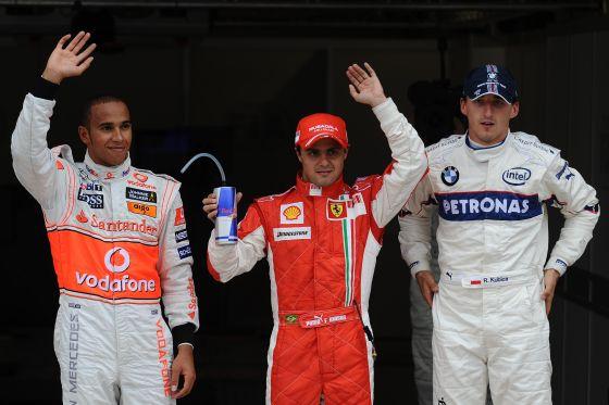Durch seinen Sieg hat Felipe Massa wieder in den Kampf um den WM-Titel eingegriffen.