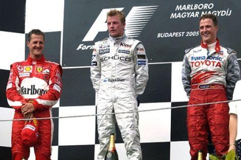 GP von Ungarn 2005