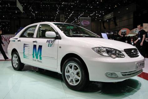 Hybrid-Byd F3 für unter 10.000 Euro.