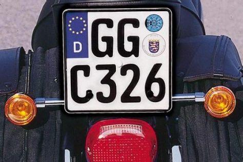 Erweiterter TÜV für Motorräder