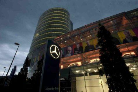 Im ADAC-Werkstättentest 2008 siegten Mercedes-Betriebe mit Abstand.