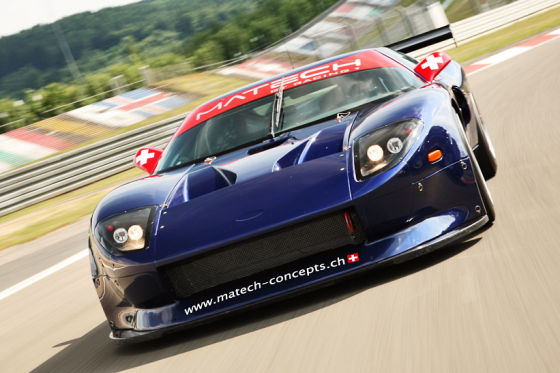 Ford GT3 Matech