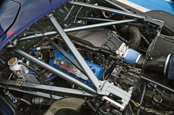 Ford GT3 Matech, Motor