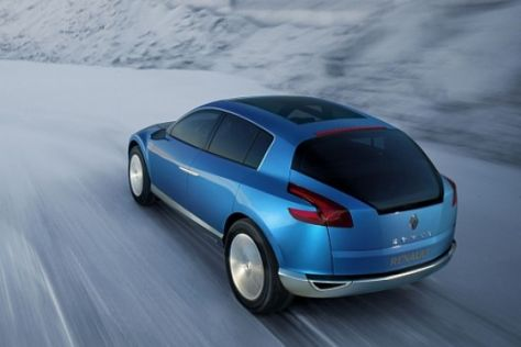 Studie Renault Egeus