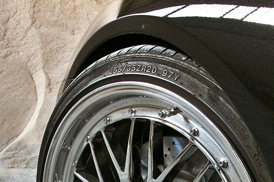 Mercedes S500 4Matic von Inden
