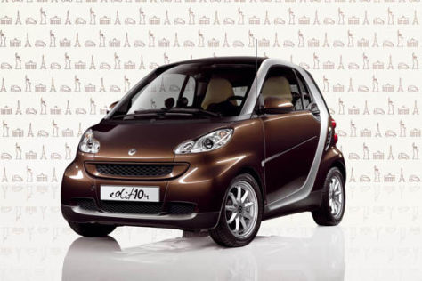Smart Fortwo Edition 10
